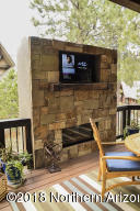 NEW! Outdoor Fireplace and Television-2