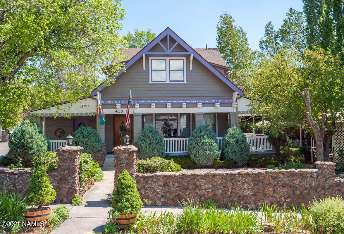 Photo of 410 N Leroux Street, Flagstaff, AZ 86001