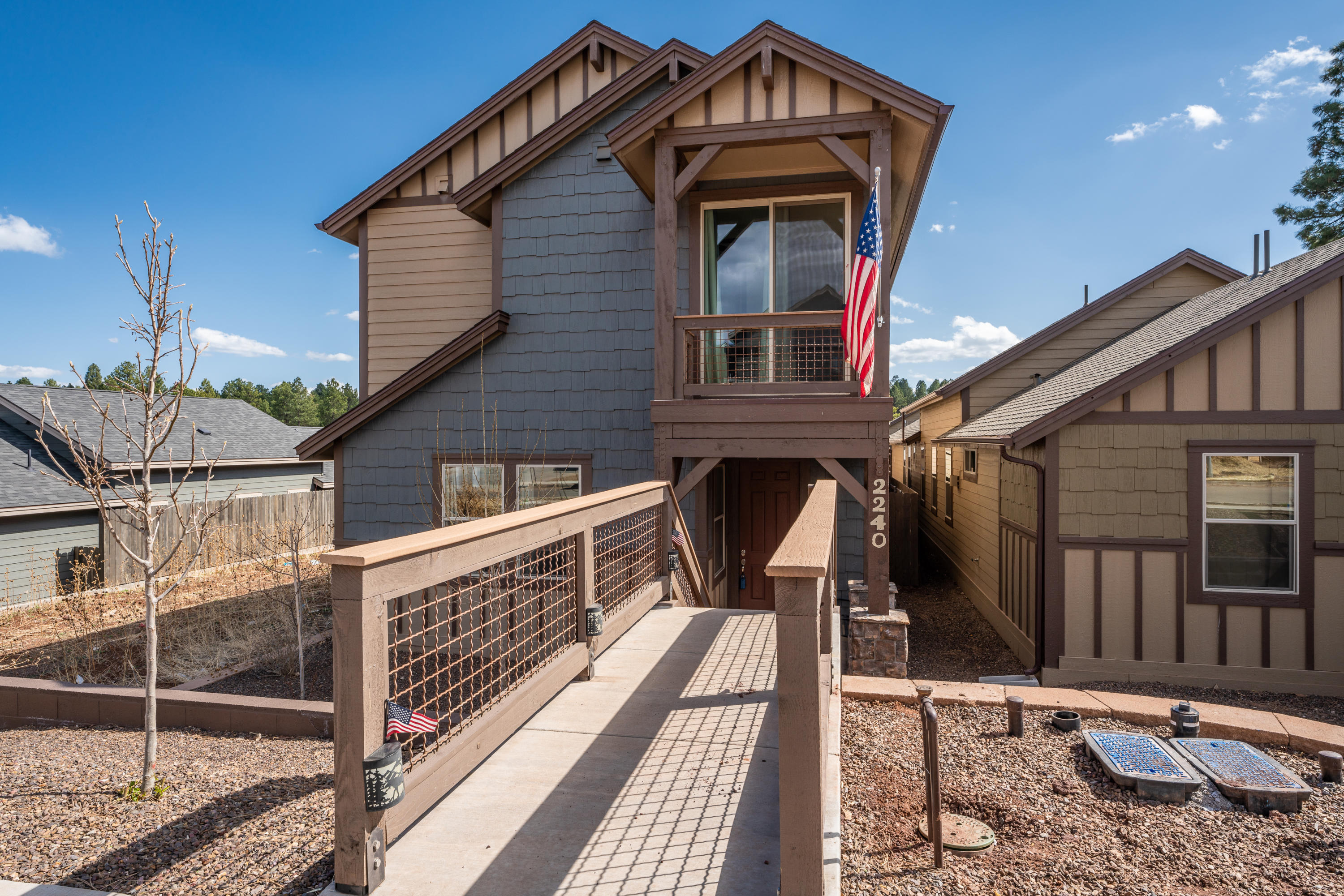 Photo of 2240 W Mission Timber Circle, Flagstaff, AZ 86001