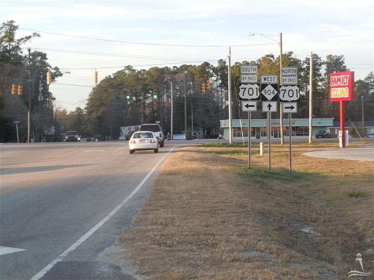 Tbd Hwy. 701 Bypass, Tabor City, North Carolina 28463, ,Undeveloped,For sale,Hwy. 701 Bypass,20670502