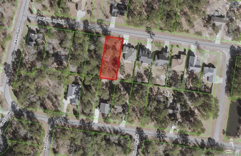 3173 Pine Hill Drive, Shallotte, North Carolina 28470, ,Residential land,For sale,Pine Hill,20691826