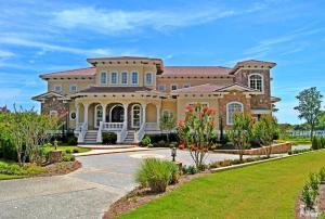 Single Family Home for Sale at 1100 Pembroke Jones Drive Wilmington, North Carolina 28405 United States