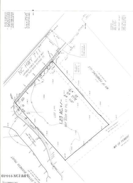 0 711 Highway, Pembroke, North Carolina 28372, ,Commercial/industrial,For sale,711,100002798