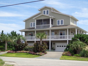 Single Family Home for Sale at 1610 S Shore Drive Surf City, North Carolina 28445 United States