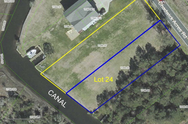456 Chadwick Acres, Sneads Ferry, North Carolina, ,Undeveloped,For sale,Chadwick Acres,40207647