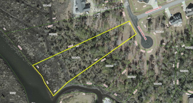 207 Creek View Circle, Sneads Ferry, North Carolina, ,Residential land,For sale,Creek View,40207484