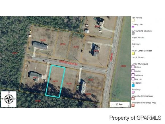 Lot 8 Joshua Creek Road, Deep Run, North Carolina 28525, ,Residential land,For sale,Joshua Creek,50120020