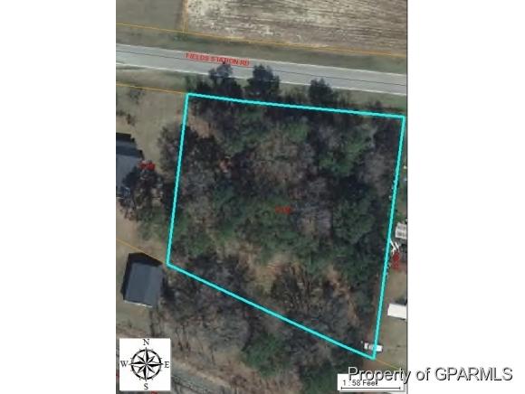 00 Fields Station Road, La Grange, North Carolina 28551, ,Residential land,For sale,Fields Station,50120025