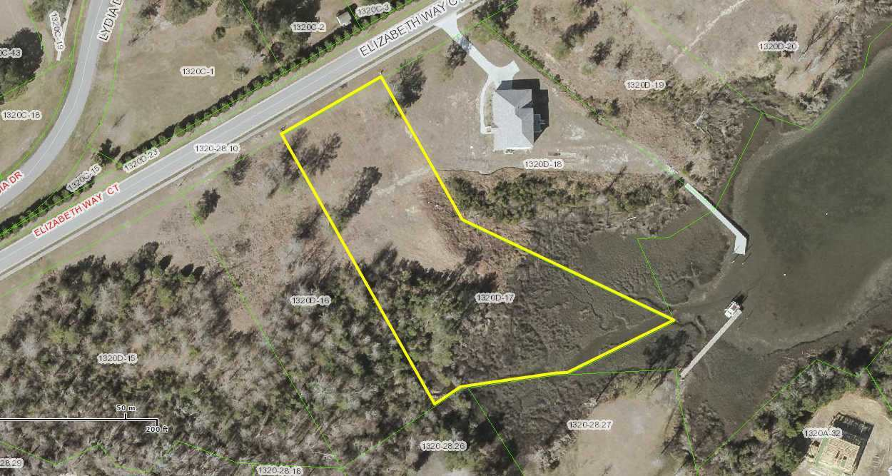 104 Elizabeth Way, Swansboro, North Carolina, ,Undeveloped,For sale,Elizabeth,80177047
