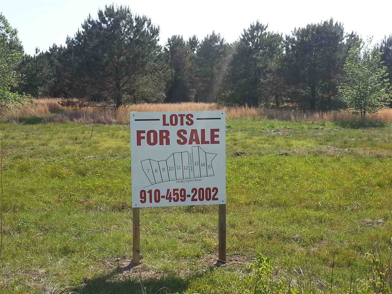 262 Hadley Collins Road- Maysville- North Carolina, ,Residential land,For sale,Hadley Collins,80177243