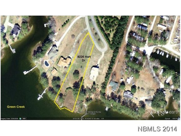 9226 Hart Drive, Oriental, North Carolina, ,Residential land,For sale,Hart,90093749