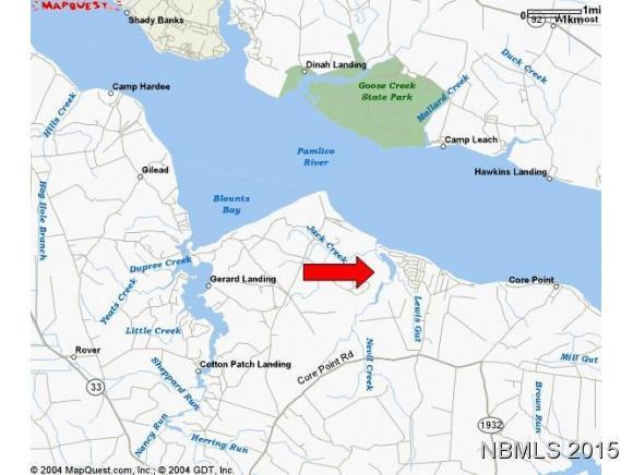 Lot C-6 Maules Pt Off Sr 1103 Road, Blounts Creek, North Carolina 27814, ,Residential land,For sale,Maules Pt Off Sr 1103,90101037