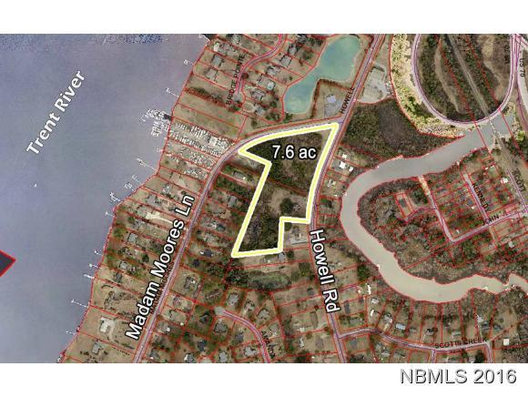 401 Howell Road- New Bern- North Carolina, ,5+ multi-family,For sale,Howell,90102863