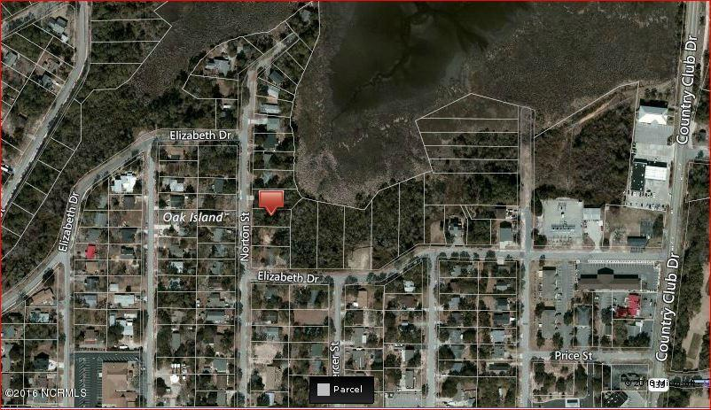 504 Norton Street, Oak Island, North Carolina, ,Residential land,For sale,Norton,100017077