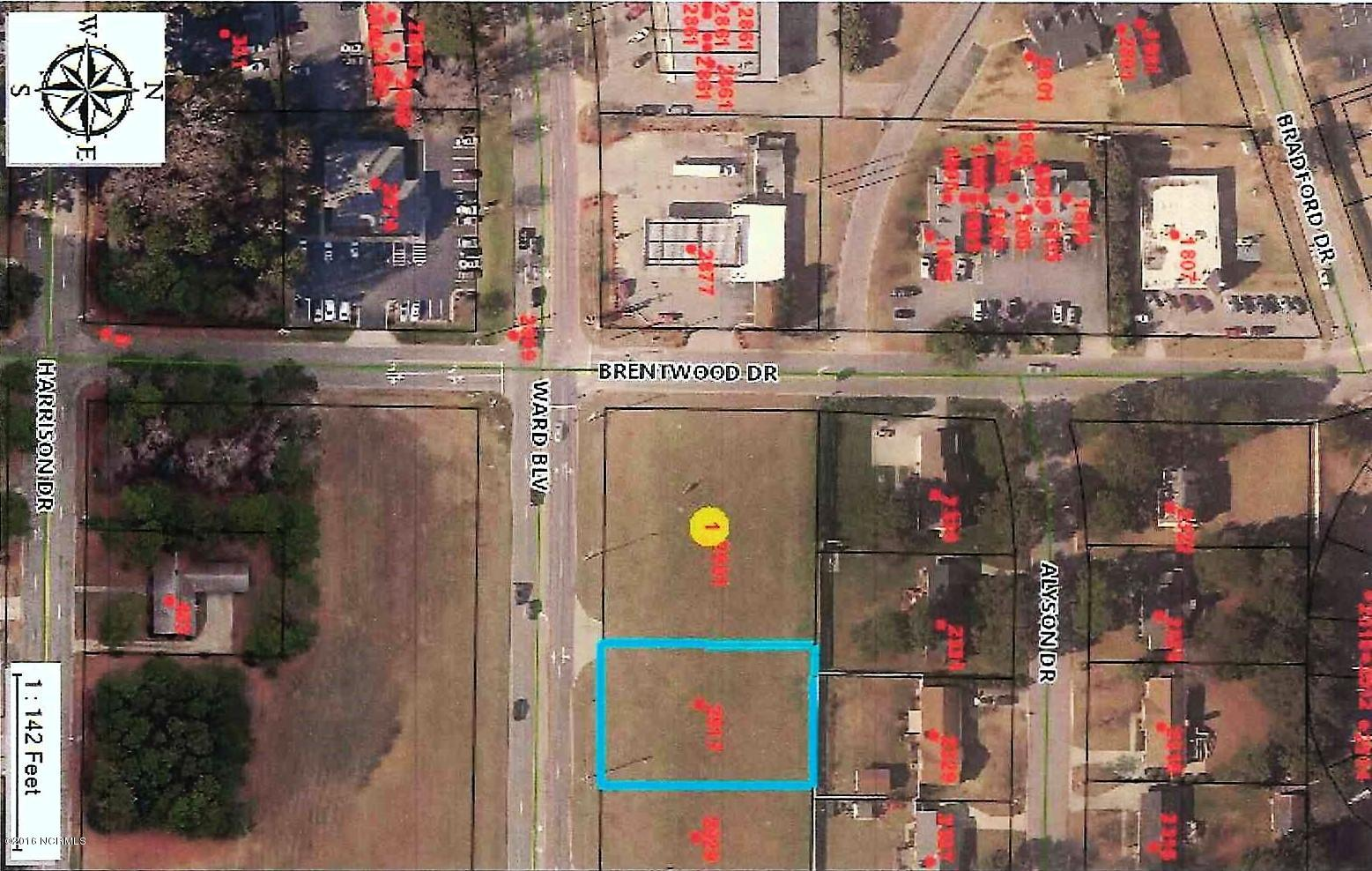 2917 Ward Boulevard, Wilson, North Carolina, ,Commercial/industrial,For sale,Ward,60046258