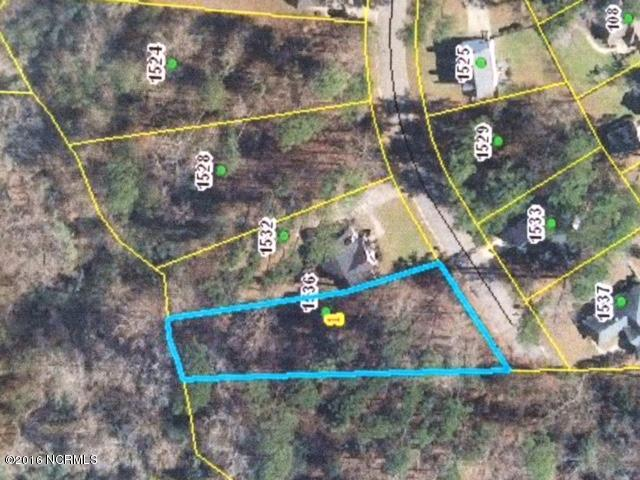 1536 Chateau Lane, Rocky Mount, North Carolina 27803, ,Residential land,For sale,Chateau,100028031