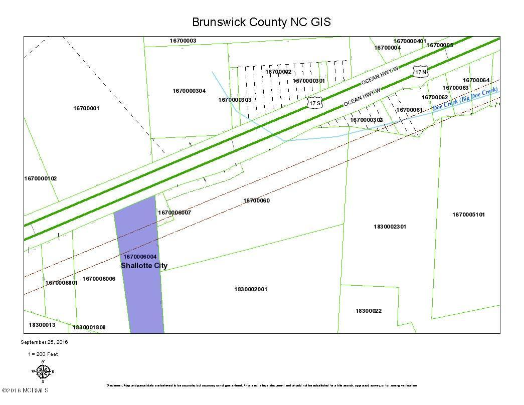 L-2 Us 17 Highway, Supply, North Carolina 28462, ,Commercial/industrial,For sale,Us 17,100029879