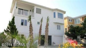 Single Family Home for Sale at 621 Fort Fisher Boulevard Kure Beach, North Carolina 28449 United States