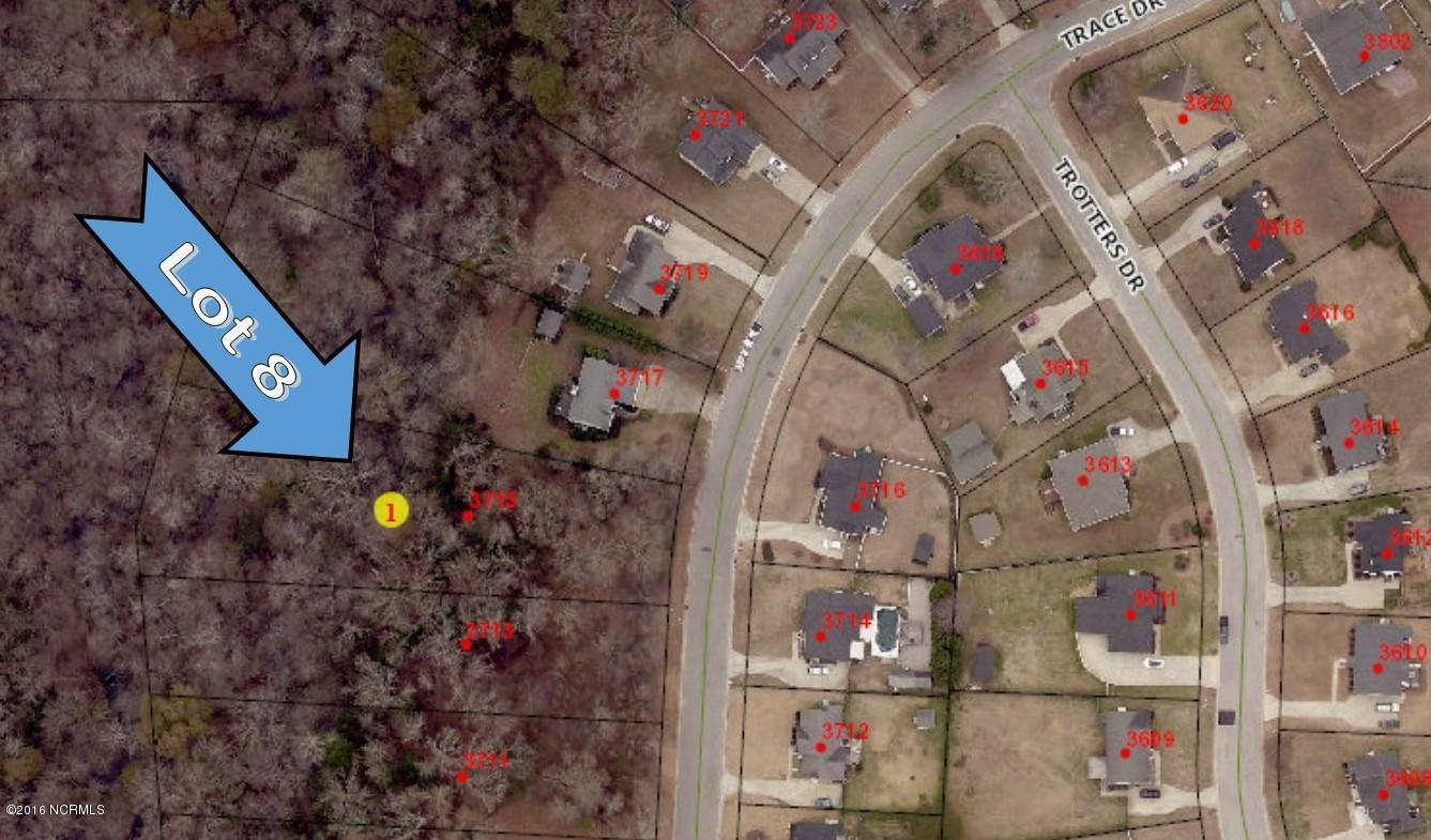 3715 Trace Drive, Wilson, North Carolina 27893, ,Residential land,For sale,Trace,100034403