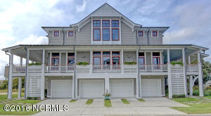 Single Family Home for Sale at 14 Oxford Street Wrightsville Beach, North Carolina 28480 United States