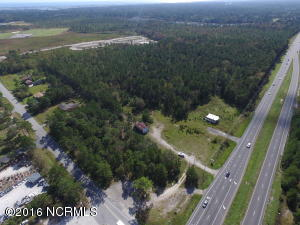 Land for Sale at 19240 Us Highway 17 N Highway Hampstead, North Carolina 28443 United States