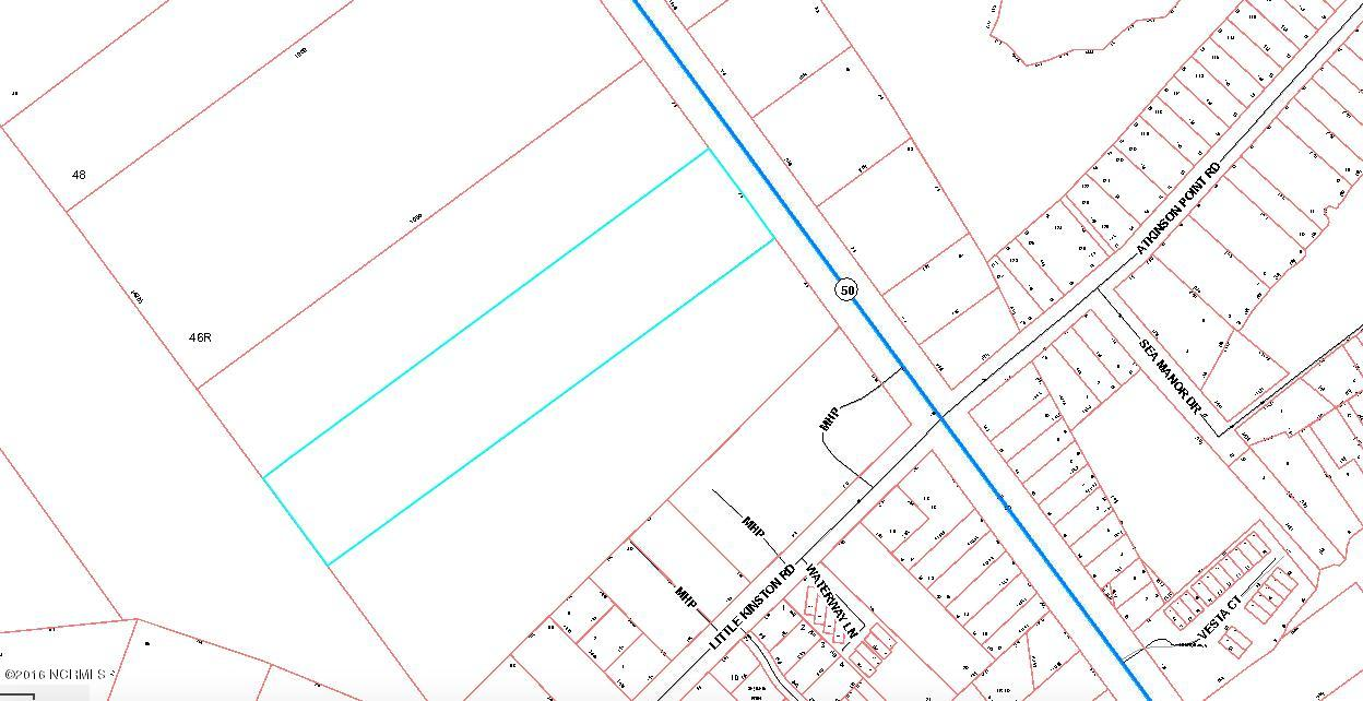 Lot 44 Nc Hwy 50, Surf City, North Carolina 28445, ,Wooded,For sale,Nc Hwy 50,100036527