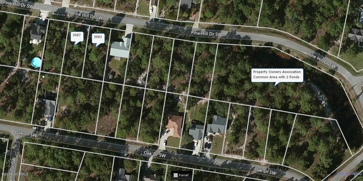 3083 Pine Hill Drive, Shallotte, North Carolina, ,Residential land,For sale,Pine Hill,100037351