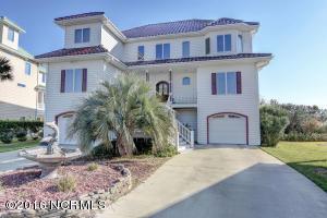 Single Family Home for Sale at 416 Oceana Way Carolina Beach, North Carolina 28428 United States