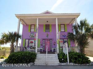 Single Family Home for Sale at 308 Carolina Beach Avenue Carolina Beach, North Carolina 28428 United States