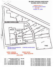 0 Mildred Church Lane, Tarboro, North Carolina 27886, ,Residential land,For sale,Mildred Church,95049623