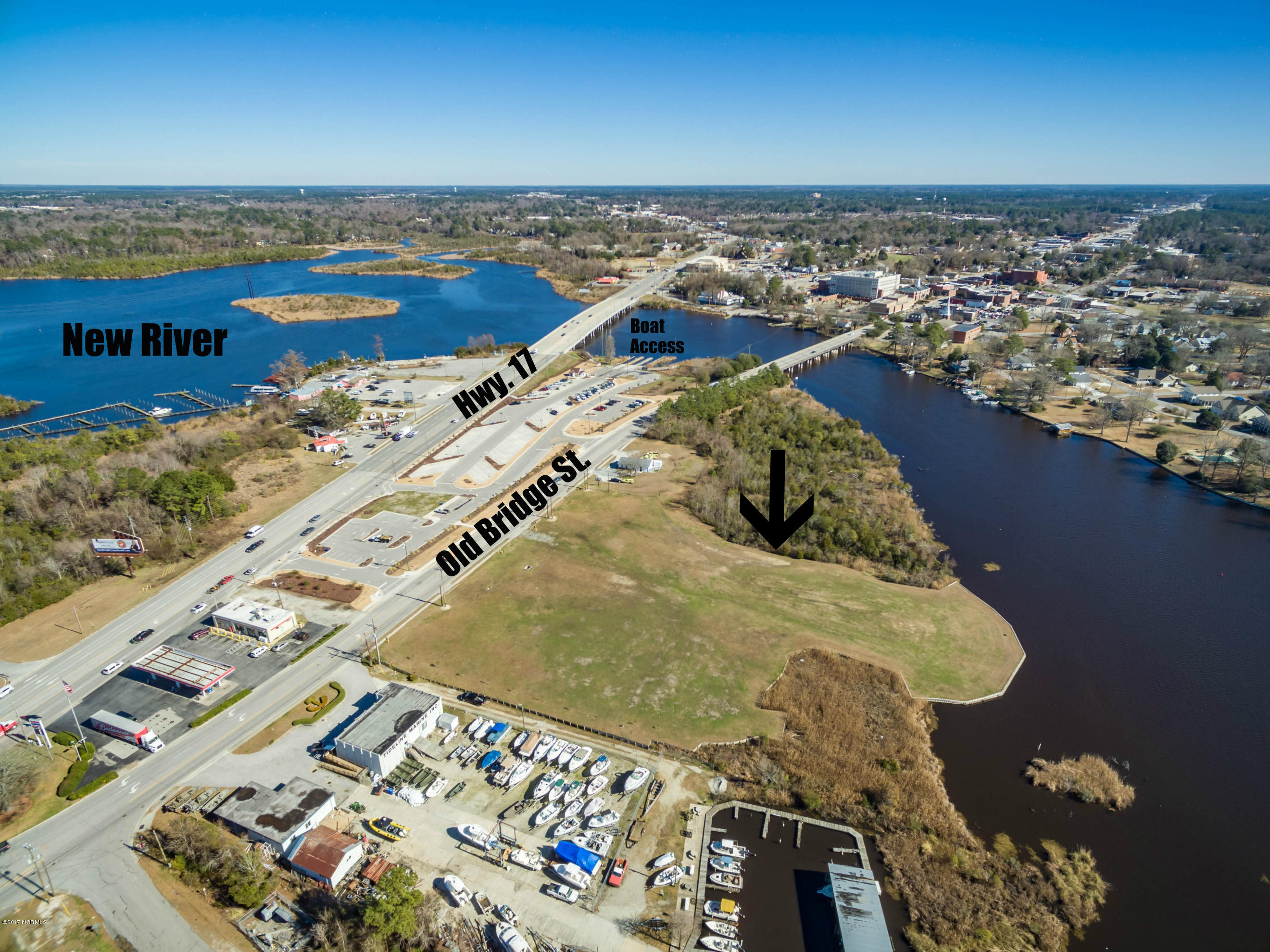 000 Old Bridge Street- Jacksonville- North Carolina, ,Undeveloped,For sale,Old Bridge,100029213