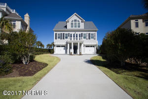 Single Family Home for Sale at 536 Beach Road Wilmington, North Carolina 28411 United States