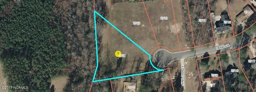 2324 Tranquil Drive, Wilson, North Carolina 27893, ,Residential land,For sale,Tranquil,100030135