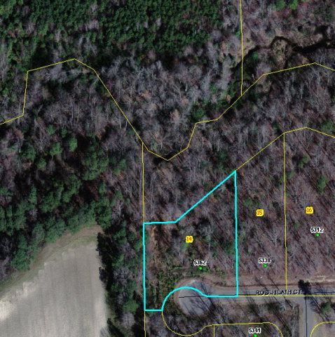 5362 Roseheath Court, Bailey, North Carolina 27807, ,Residential land,For sale,Roseheath,100051943