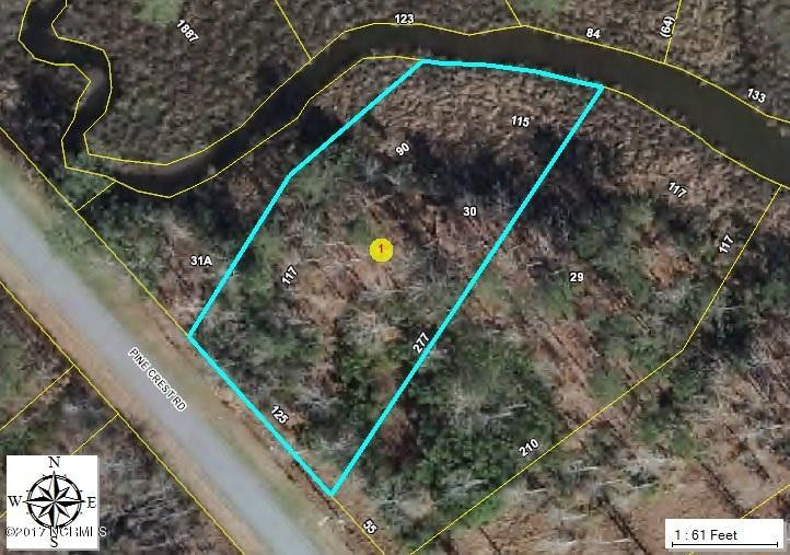 Lot 30 Pinecrest Road, Bath, North Carolina, ,Residential land,For sale,Pinecrest,100055251