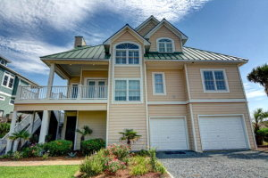 Single Family Home for Sale at 752 New River Inlet Road N Topsail Beach, North Carolina 28460 United States