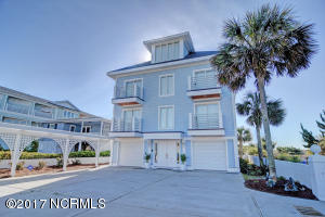 Single Family Home for Sale at 727 Lumina Avenue Wrightsville Beach, North Carolina 28480 United States