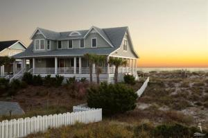 Single Family Home for Sale at 214 Station House Way Bald Head Island, North Carolina 28461 United States