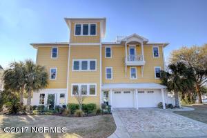 Single Family Home for Sale at 405 Marina Street Carolina Beach, North Carolina 28428 United States