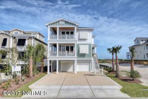 Single Family Home for Sale at 215 Lumina Avenue Wrightsville Beach, North Carolina 28480 United States