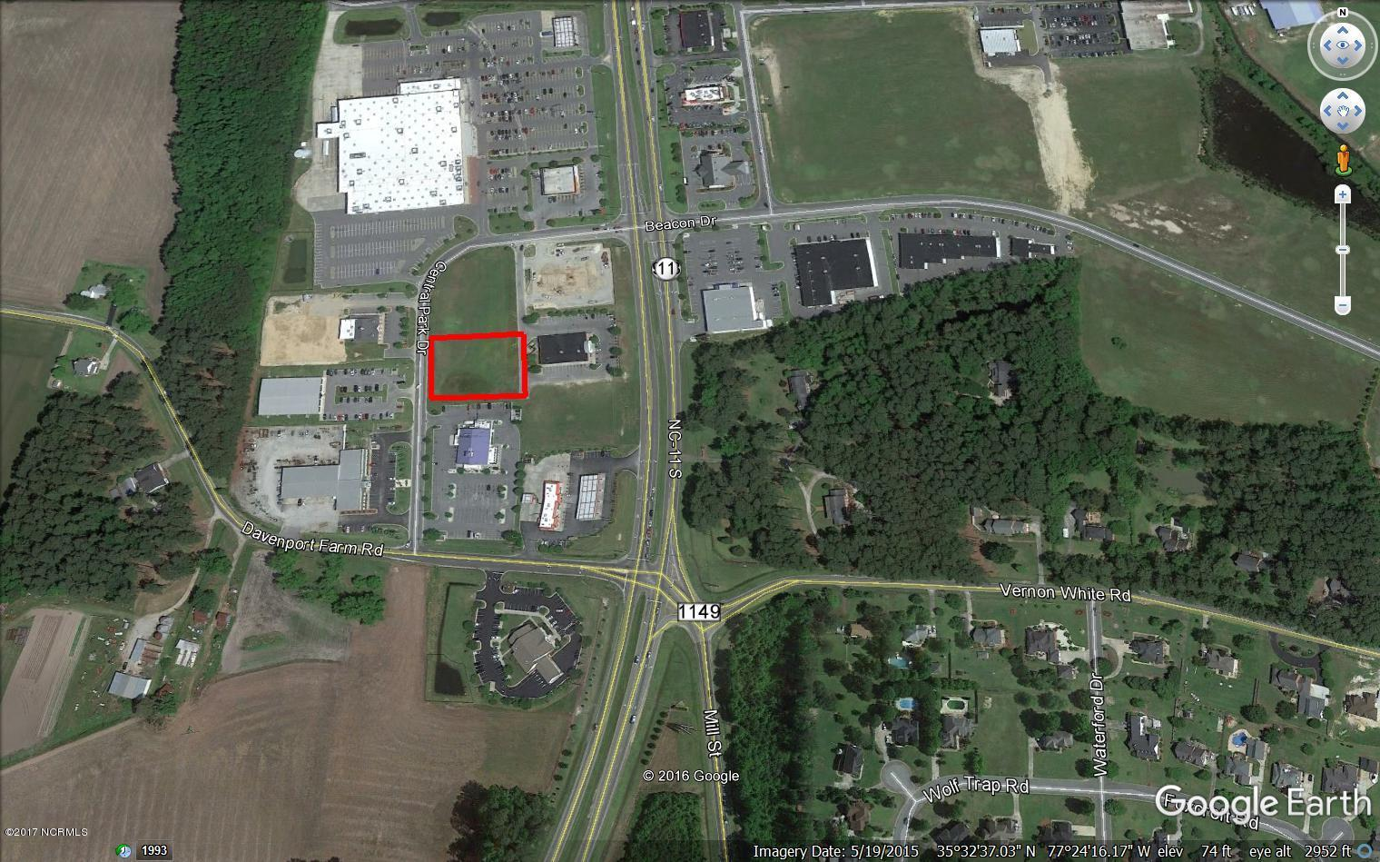 2093 Central Park Drive, Winterville, North Carolina 28590, ,Commercial/industrial,For sale,Central Park,100061274