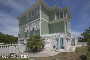 Single Family Home for Sale at 1012 Fort Fisher Boulevard Kure Beach, North Carolina 28449 United States