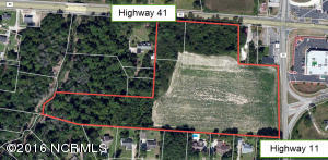 Land for Sale at Hwy 41 Wallace, North Carolina 28466 United States