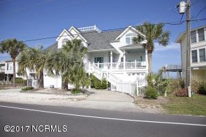 Single Family Home for Sale at 857 Fort Fisher Boulevard Kure Beach, North Carolina 28449 United States