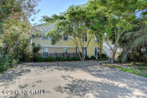 Single Family Home for Sale at 834 Fort Fisher Boulevard Kure Beach, North Carolina 28449 United States