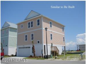 Single Family Home for Sale at Pad 17 Observation Lane Topsail Beach, North Carolina 28445 United States