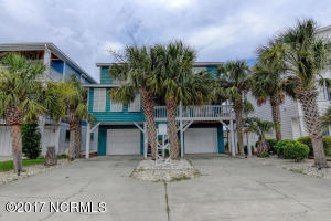 Single Family Home for Sale at 450 Fort Fisher Boulevard Kure Beach, North Carolina 28449 United States