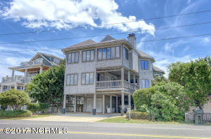Single Family Home for Sale at 114 Lumina Avenue Wrightsville Beach, North Carolina 28480 United States