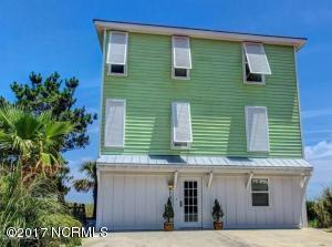 Single Family Home for Sale at 813 Fort Fisher Boulevard Kure Beach, North Carolina 28449 United States