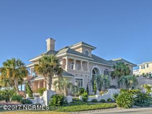 Single Family Home for Sale at 2601 Lumina Avenue Wrightsville Beach, North Carolina 28480 United States